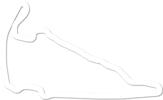 Track map for Virgina International Raceway